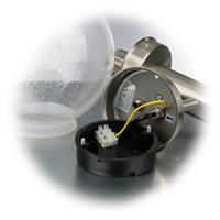 Wandleuchte mit 110° PIR Sensor mit E27-Fassung
