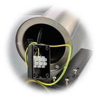 Bodenleuchte mit PIR Sensor und 11W LEDs