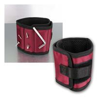 Magnetische Armmanschette | Klettverschluss | 380x95mm