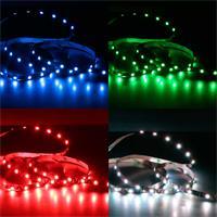 Winkel- und Radius LED-Streifen in RGB-Farben