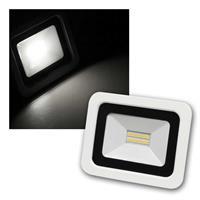LED Fluter SMD-Slim | 230V/10W, 700lm, 4000K | IP44