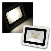 LED Fluter SMD-Slim | 230V/30W, 2100lm, 3000K | IP44