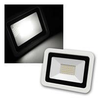 LED Fluter SMD-Slim | 230V/30W, 2100lm, 4000K | IP44