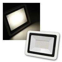 LED Fluter SMD-Slim | 230V/50W, 3500lm, 3000K | IP44