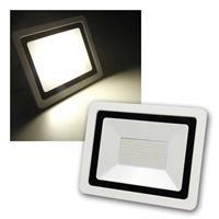 LED Fluter SMD-Slim | 230V/100W, 6700lm, 3000K | IP44