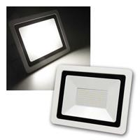 LED Fluter SMD-Slim | 230V/100W, 6700lm, 4000K | IP44