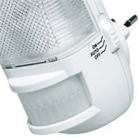LED Notlicht mit integrierten Dämmerungssensor