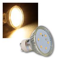 LED Strahler ET-10, GU10 | 230V/3W | 110°, 250lm, 3000K