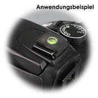 Blitzschuhabdeckung passt auf nahezu jede Kamera