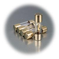 5er Set Glassicherungen mit 20, 30, 40, 50, 60 oder 70A, 10x38mm