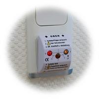Steckdosen-Tester mit 3 Anzeigeleuchten