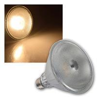 LED Strahler PAR38 | 1400lm, 230V/18W | 45°, 3000K