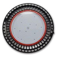 LED Industriestrahler mit breitem Abstrahlwinkel für gleichmäßige Lichtabgabe
