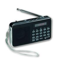 Portable Radio CT-3 | USB, SD, FM radio | Li-ion battery