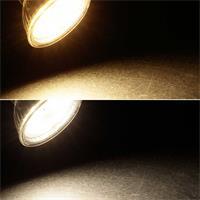 GU10-LED-Strahler ET-10 mit 3W in daylight oder warmweiß
