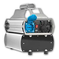 Anschlüsse für Endgeräte mit 230V, 12V und 5V USB