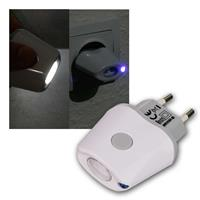 Night light with anti black-out function | 230V/0,5W | 10lm