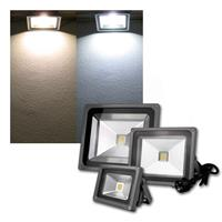 LED Flutlichtstrahler | 10/30/50W| warmweiß/daylight | außen