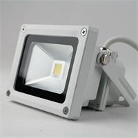 LED Flutlichtstrahler, Leuchtfarbe und Leistung wählbar