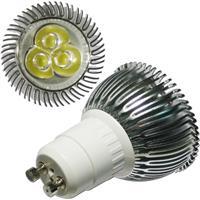 GU10 LED Energiesparlampe für 230V Sockel GU10 und nur 6W Verbrauch