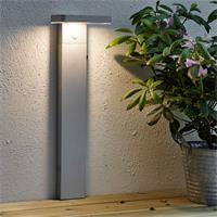 LED Standleuchte mit Dämmerungssensor und Bewegungsmelder