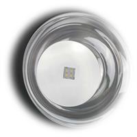 Solar LED Außenleuchte mit warmweißen 4 SMD LEDs