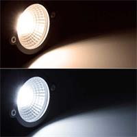 LED Außenstrahler mit COB LED für Lichtakzente