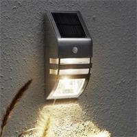 LED Leuchte mit Vollbeleuchtung bei Bewegung im Dunkeln