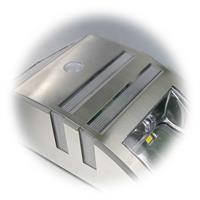 LED Außenleuchte mit Tag-/Nachtsensor und Solarpanel
