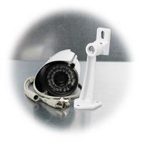 CMOS Color Außenkamera mit BNC und 36 IR-LEDs