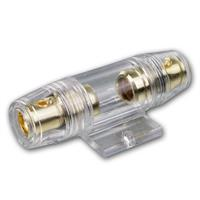 Fuse holder for 10x38mm glass fuse 20-70A | 23x80mm