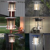 LED Solar VALENCIA in 6 Ausführungen