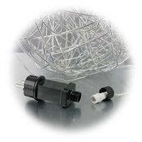 LED Kugelleuchten mit 230V Netzteil und 5 Meter Zuleitung