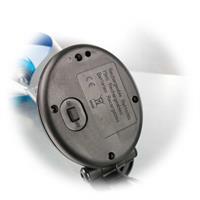 LED Außenleuchte mit Ein-/Ausschalter, Akku austauschbar