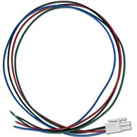 connection cable for RGB alu LED strips, connector