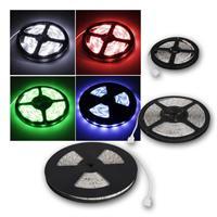 RGB LED Streifen McSHINE | 2/5/10m | 12V | wasserdicht IP65
