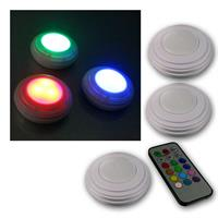 LED Unterbauleuchte CT CORRO RGB | Timer, dimmbar, Touchpad