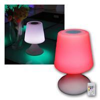 RGB LED Tischlampe | Bluetooth Lautsprecher | Fernbedienung