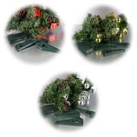 LED Weihnachtsbaum für den Innenbereich mit stabilen Ständer