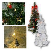 LED Tannenbaum MINI TREE | Batterie, Timer | 60cm, 2 Farben