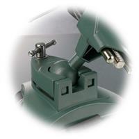 Feinmechaniker Schraubstock mit Kugelgelenk, dreh- und schwenkbar