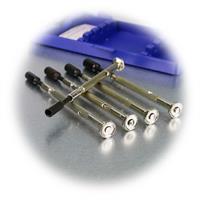Micro-Steckschlüsselsatz mit Schlüsseln in 5 Größen