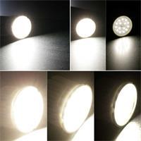 LED Einbauleuchte daylight, nicht dimmbar, stufenlos dimmbar, Step-dimmbar