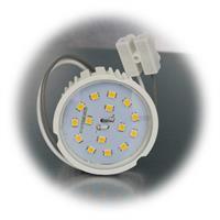 LED Moduleinsatz mit SMD LEDs, Ersatz für MR16 oder GU10 Strahler