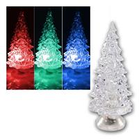 LED decolight Christmas tree | Color change LED | battery