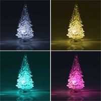 LED Tannenbaum mit sanften Farbwechselspiel, RGB LED