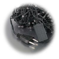 LED Lichterkette mit 230V-Stromversorgung