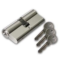 Profile security lock cylinder, 5 types | 3 beard keys