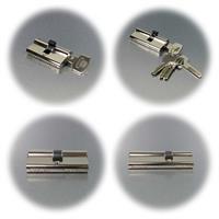 Schließzylinder in verschiedenen Längen für DIN Einsteckschlösser