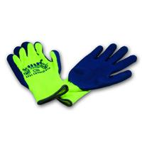 Work gloves Ice-Crusher | EN388 | yellow/blue, 3 sizes